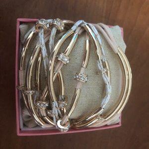 Nakamol Chicago bracelet - gold